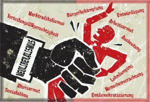 Knallharte Bürgerbekämpfung auf informeller Ebene