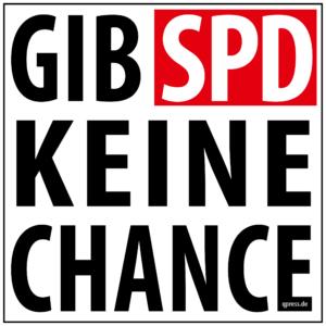 """SPD liebäugelt mit Maulkorb für alle """"Korrumpel"""""""
