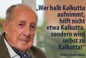 """Deutschland will """"ums Verrecken"""" Kalkutta werden"""