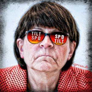 SPD-Bonzen leiden an extremer Basis-Allergie