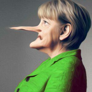 Angela Merkel und ihr verhextes Gedächtnis