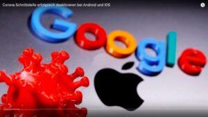 IOS und Android, Corona-App zuverlässig entfernen