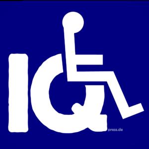 IQ über 100 kurz vor Anerkennung als Behinderung