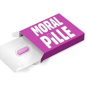 Darf's vielleicht doch eine Pille mehr sein