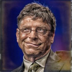 """Bill Gates about Vaccines: """"The Best Investment I've ever made"""" (must see)"""