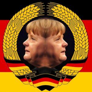 Merkel regiert offen mit Verschwörungstheorien