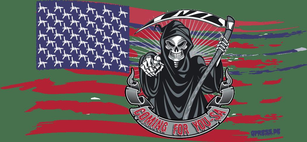 Usa Kriegsflagge