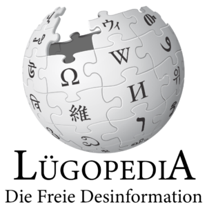 """Wikipedia in den Diensten der """"Lügenindustrie"""""""