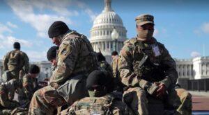 Washington D.C. bleibt bis März militärisch besetzt