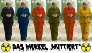 Merkel hält die Deutschen für vollverblödet