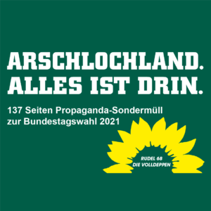 Grüne Leidenschaft – Deutschland muss weg