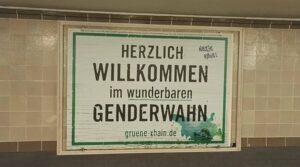 Der Genderwahn im Lichte der Überkorrektheit