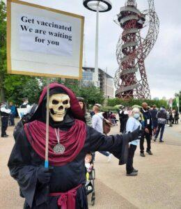 London bereitet sich auf Massensterben vor