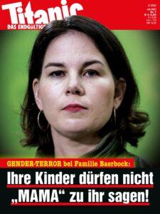 Annalenas neuer unverzeihlicher Gender Baer-Bock