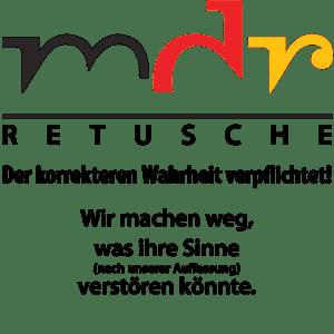 """MDR entschuldigt sich für """"BILD""""-Bearbeitung"""