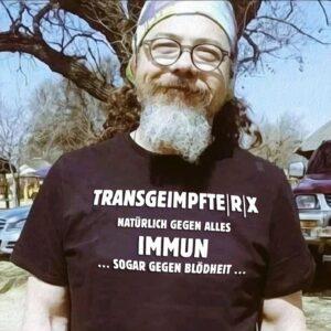 """Diskriminierung """"Transgeimpfte r x"""" muss enden"""